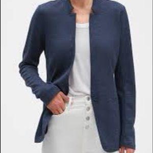 ⭐️Banana republic inverted Collar blazer size M⭐️
